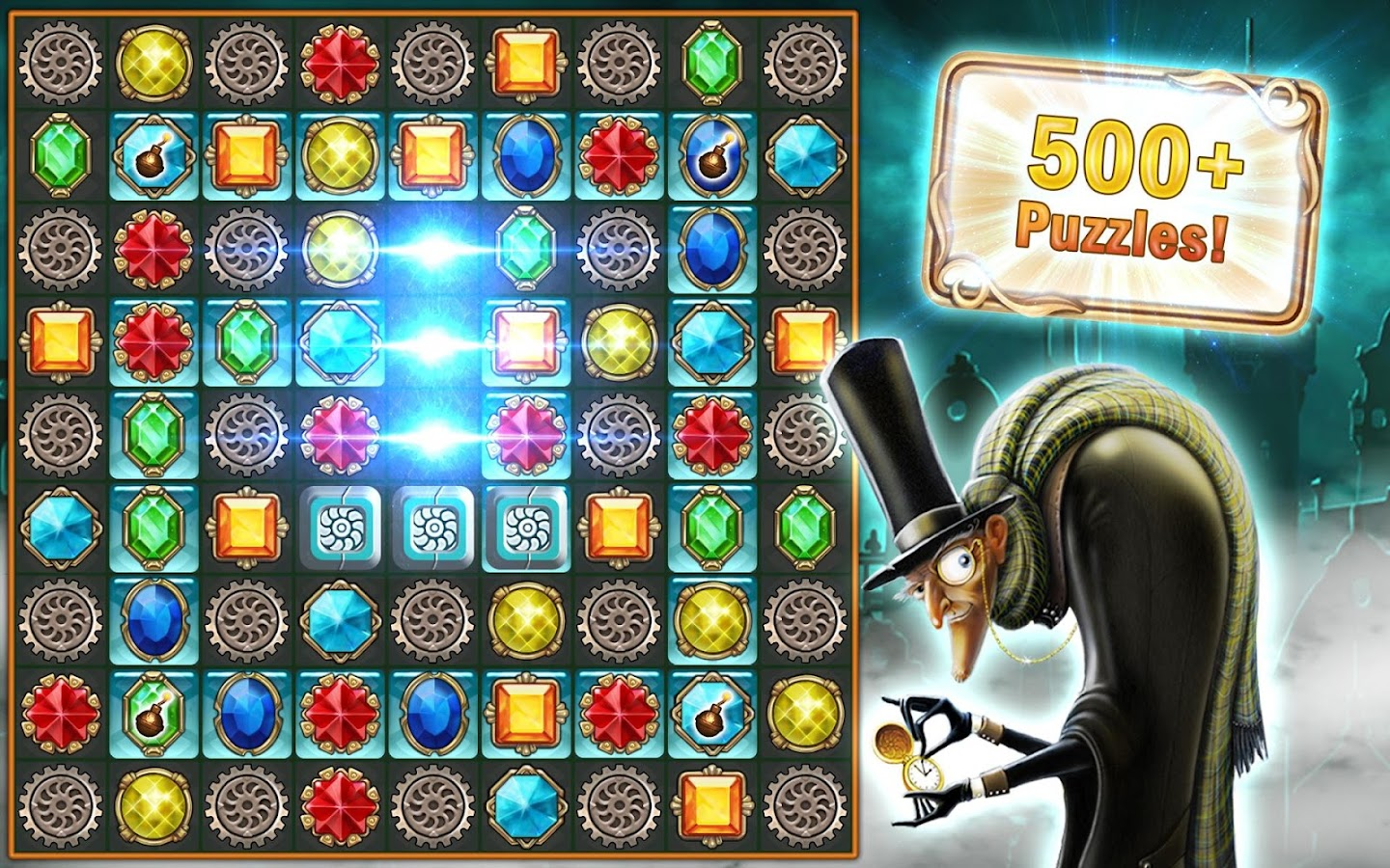 Clockmaker amazing match 3 android apps on google play Best online c ide
