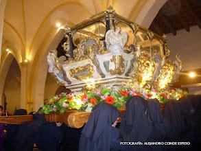 Photo: Urna Barroca Siglo XVII. Cofradía de Jesús Nazareno (Sahagún)