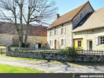 maison à Saint-Georges-Nigremont (23)