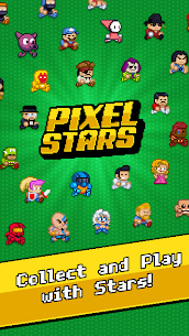 Pixel Stars MOD Apk 1.0.2 (Unlimited Money) 1