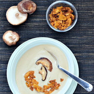 Mushroom Bisque Soup Recipes