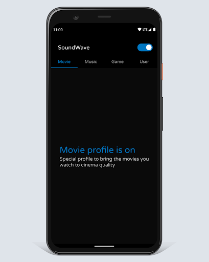 Sound booster SoundWave 20.06.24 screenshots 2