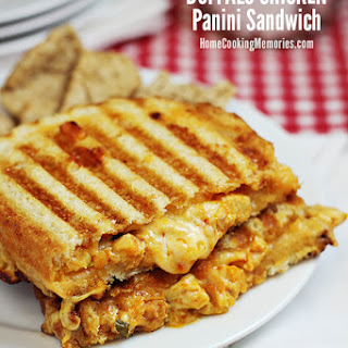 Green Chile Chicken Panini Recipes