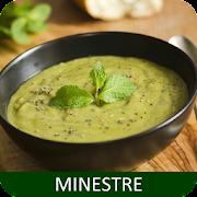 Minestre ricette di cucina gratis in italiano. APK