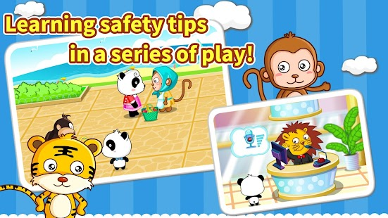 Travel Safety - Educational Game for Kids- screenshot thumbnail