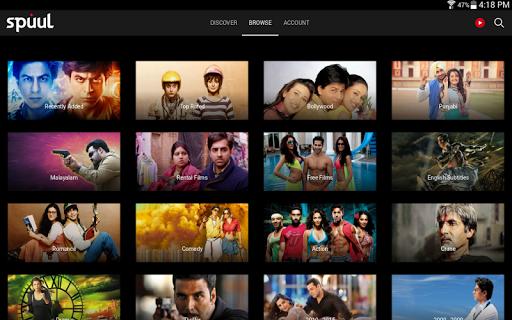 Spuul - Watch Indian Movies  screenshots 11