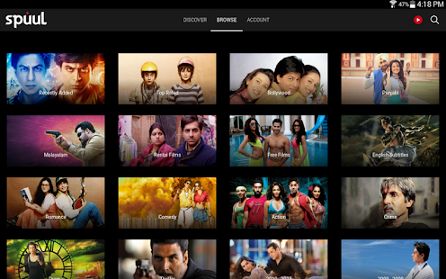 Spuul - Indian Movies & TV- screenshot thumbnail