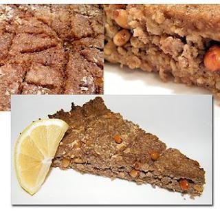 Afaf's Baked Kibbeh