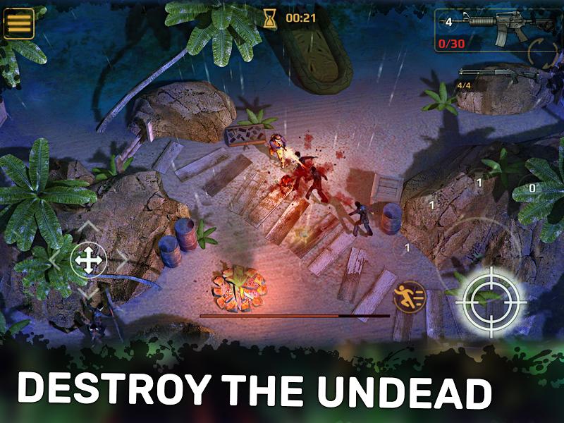 DEAD PLAGUE: Zombie Outbreak Screenshot 1