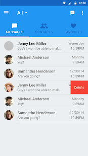 codetel™ Messenger- screenshot thumbnail