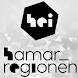 Hamarregion - Androidアプリ