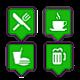 Tartu söögikohad (app)