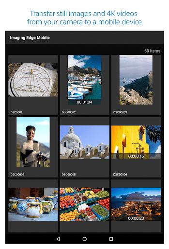 Imaging Edge Mobile 7.4.0 Screenshots 5