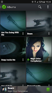 PlayerPro Music Player Trial Screenshot 1