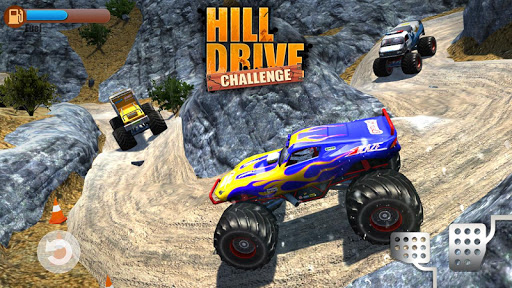 Off Road Monster Truck Driving 10.0 screenshots 1