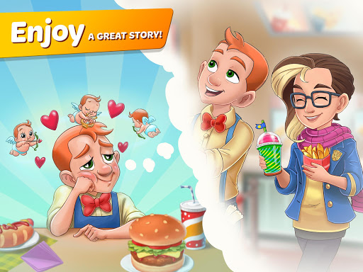 Cooking Diaryu00ae: Best Tasty Restaurant & Cafe Game apkslow screenshots 15