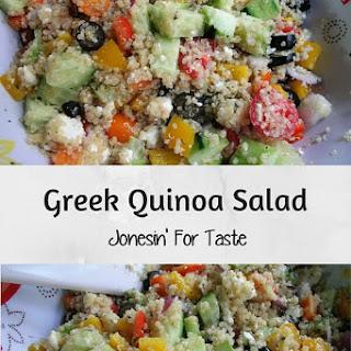 Greek Coucous Salad Recipe