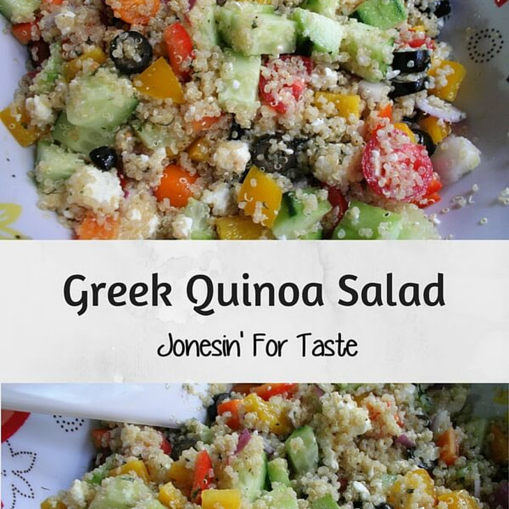 Greek Coucous Salad Recipe