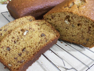 Janet's Pumpkin Bread Recipe