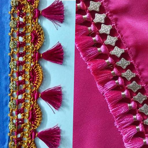 Saree Kuchhu Design Collection HD