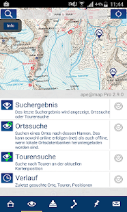 Outdoor and Hiking Navigation- screenshot thumbnail