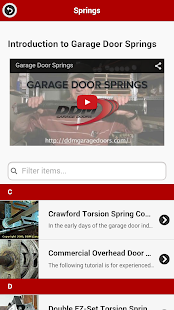 DDM Garage Doors- screenshot thumbnail
