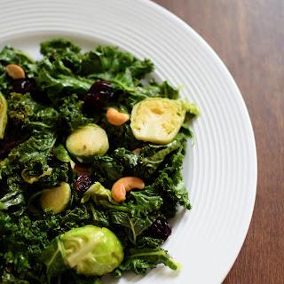 Steamed Kale (ready in 10 mins).
