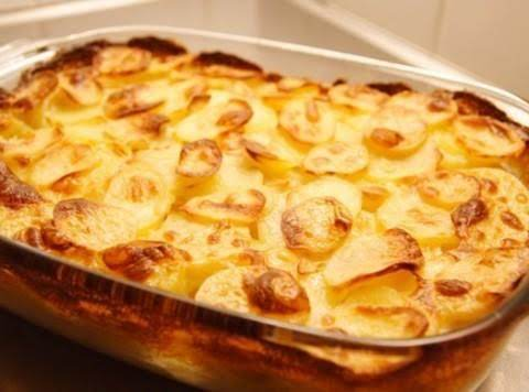 Scalloped  Potato Recipe