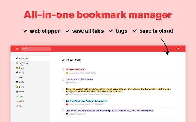 Bookmark360