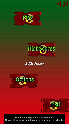 8-Bit Racer - Extreme Racing