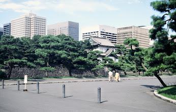 Photo: Tokyo Regierungsviertel