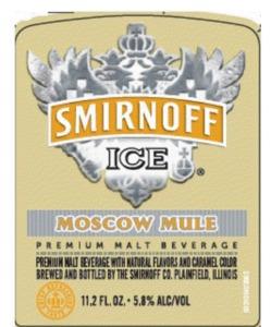 Logo of Smirnoff Moscow Mule