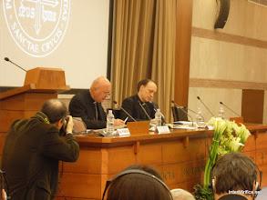 Photo: Seminario sulla Comunicazione alla Pontificia Università Santa Croce - Roma