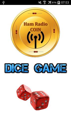 HamRadioCoin Dice Game