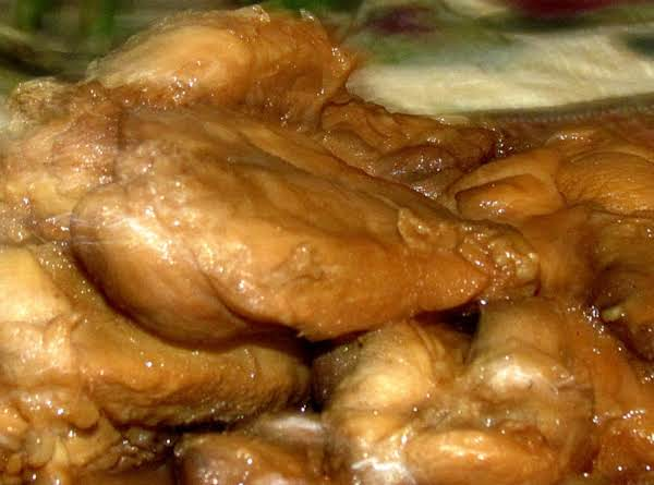 Coconut Chicken Oriental