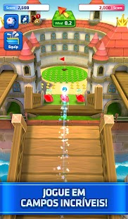 Mini Golf King - Jogo multijogador Screenshot