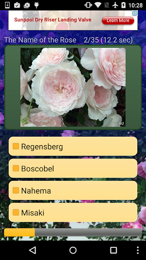 The Name of the Rose Quiz