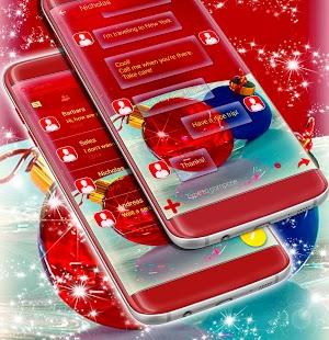 SMS Christmas Theme Free - náhled