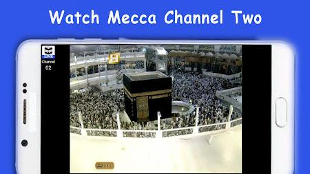 Watch Makkah & Madinah Live HD 2.0 screenshot 2092028