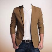 Casual Man Suit Photo