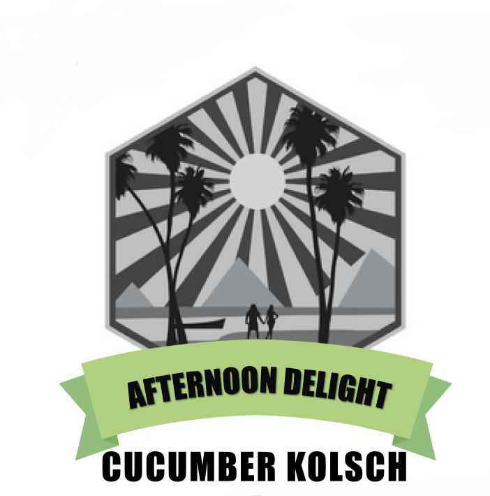 Logo of Slanted Rock Cucumber Summer Ale