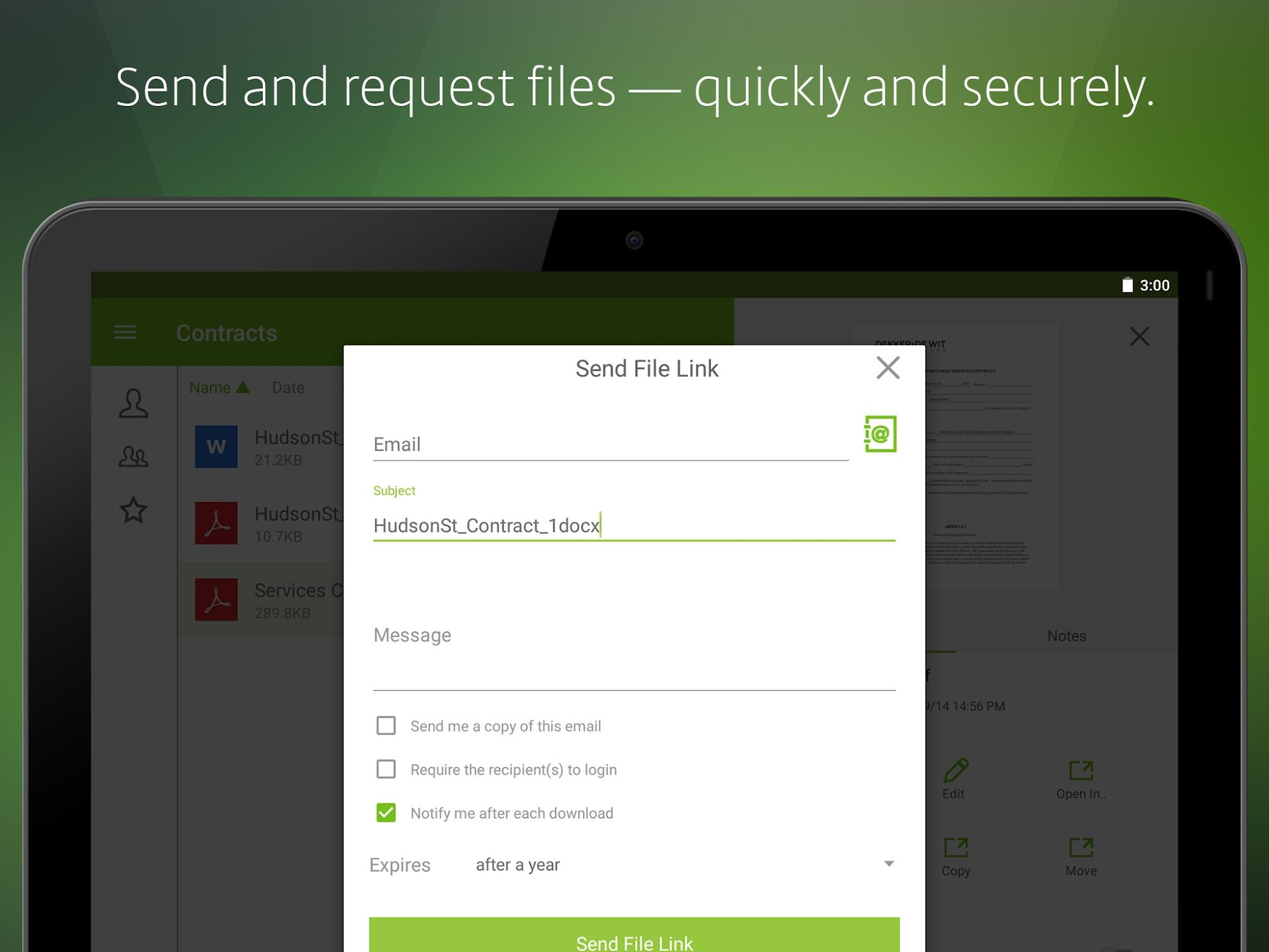 Citrix ShareFile Mobile screenshot #10