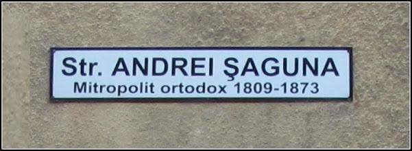 Photo: Str. Andrei Saguna - 2011.10.20