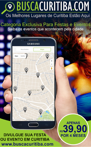 Guia Busca Curitiba 1.0 screenshots 4