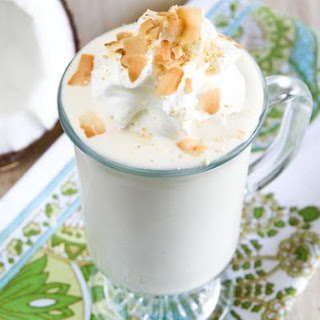 Coconut Cream Pie Vegan Milkshake