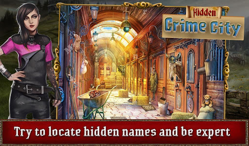 Hidden Crime City v1.0.0