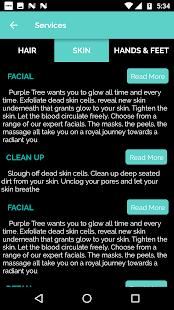 PurpleTree Salon - náhled
