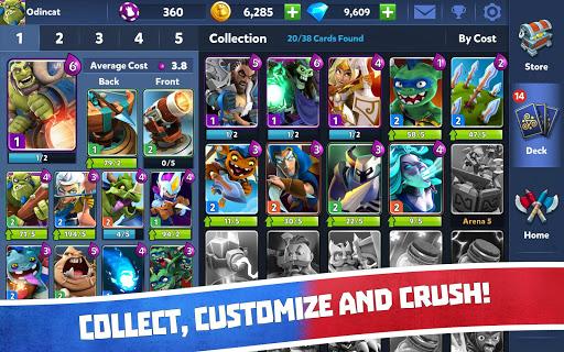 Castle Creeps Battle screenshot 13