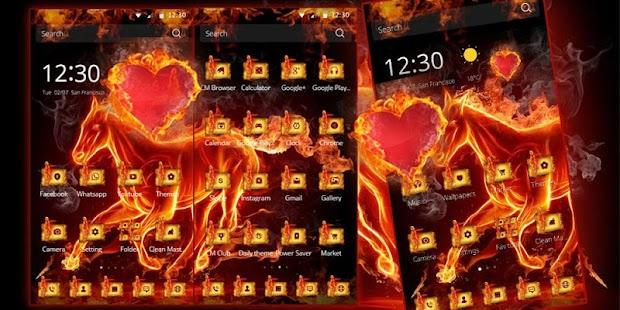 Cm Launcher 3d Theme Wallpaper Apk Download Download Fire Horse Theme Cross Fire Apk To Pc Download
