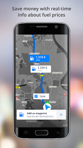GPS Navigation - Drive with Voice, Maps & Traffic screenshot 3